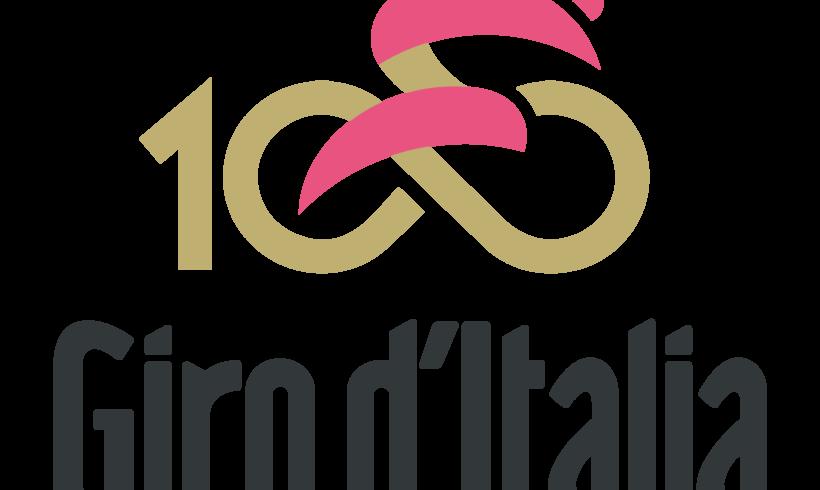 Arriva il Giro d'Italia e il bosco si tinge di rosa
