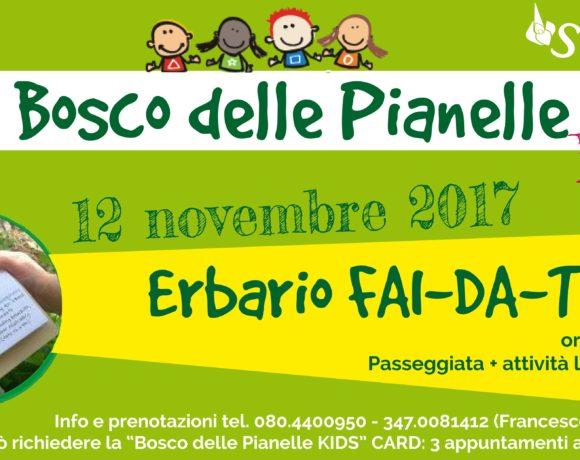 Pianelle for Kids: erbario FAI-DA-TE