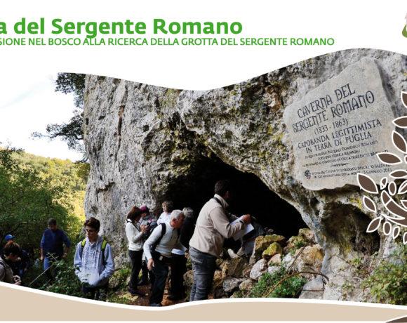 La grotta del Sergente Romano