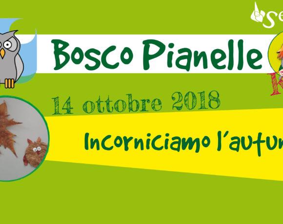 Pianelle for Kids: incorniciamo l'autunno
