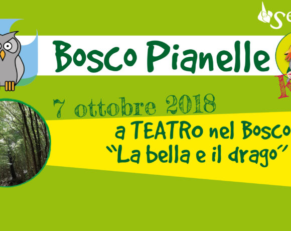 Pianelle for Kids: a teatro nel bosco