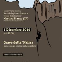 Grave della 'Nzirra | Escursione speleo-naturalistica