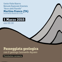 Passeggiata geologica