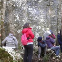 la passeggiata geologica