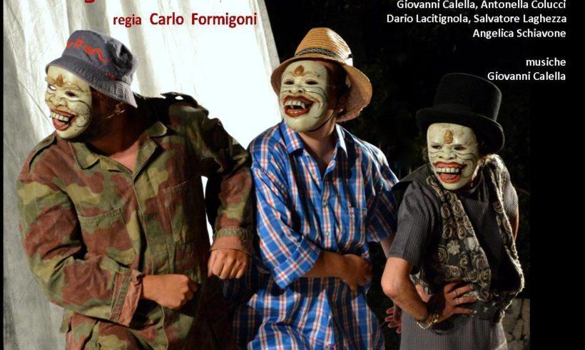 Teatro nel bosco: Gli allegri avvelenatori